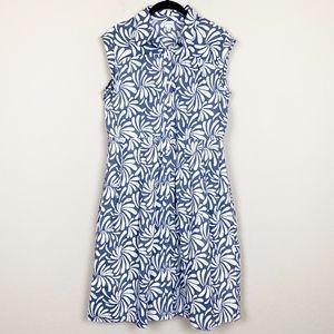 Merona Button Down Dress